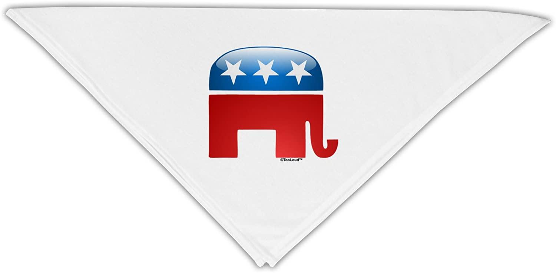 TooLoud Republican Bubble Symbol Adult 19