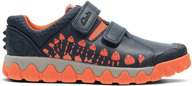 CLARKS Boys' Tyrex Walk Inf Low-Top Sneakers
