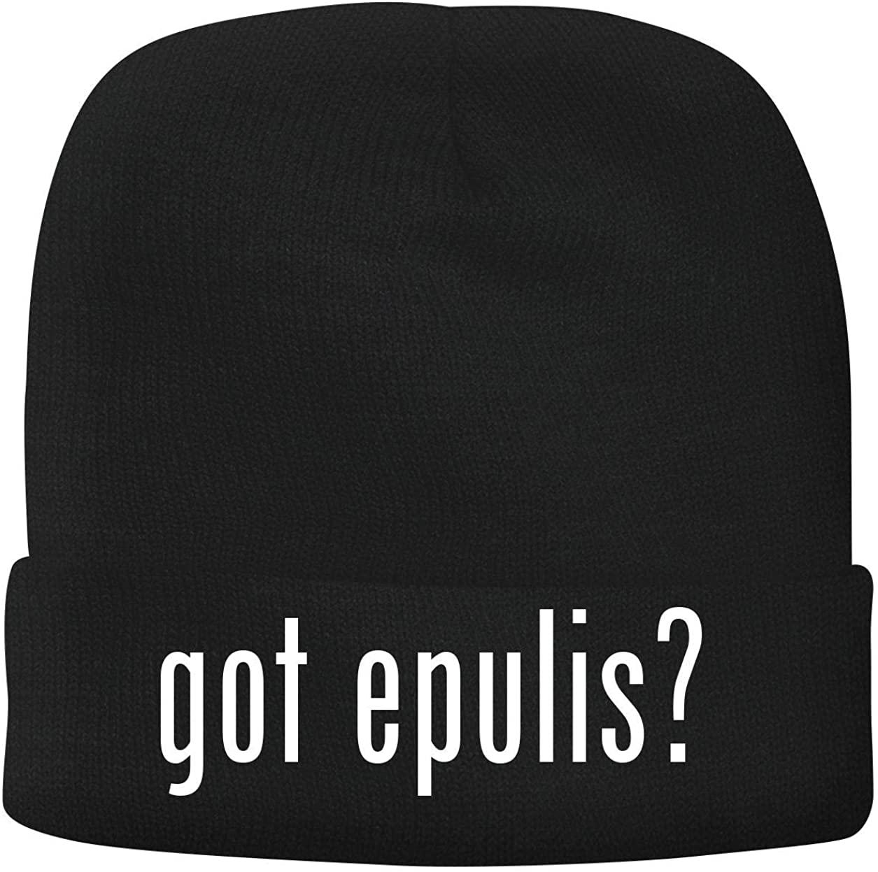 BH Cool Designs got Epulis? - Men's Soft & Comfortable Beanie Hat Cap