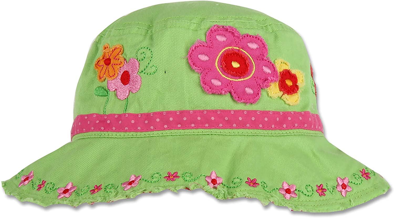 Stephen Joseph Bucket Hat, Flower,One Size