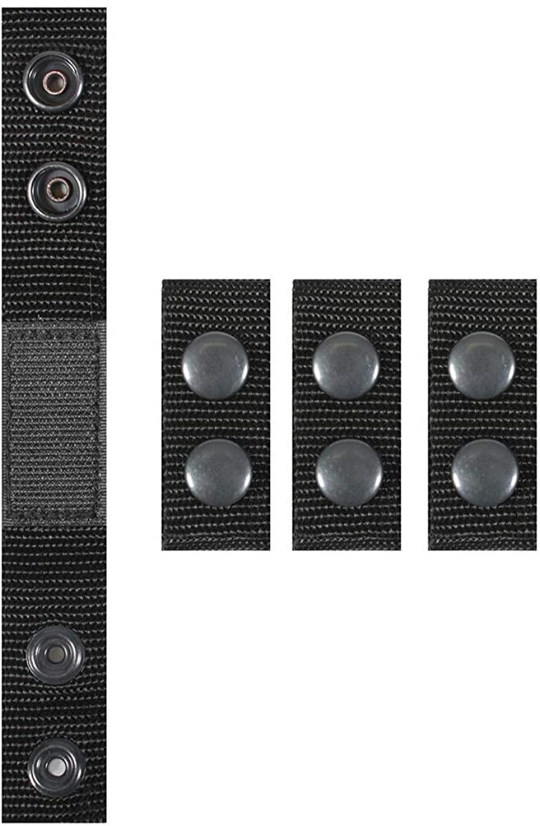 Rothco Enhanced Belt Keepers (4 Pcs/set)