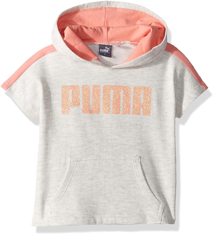 PUMA Toddler Girls Hoodie Set