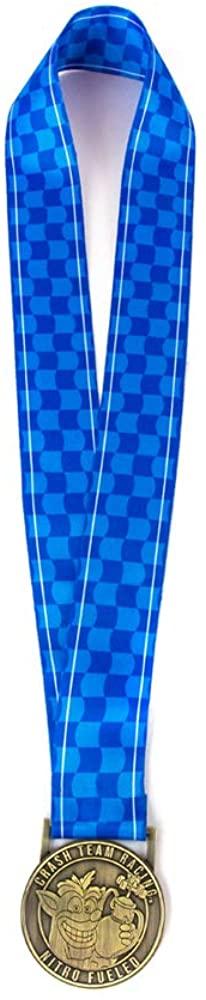 Crash Team Racing, Official Crash Bandicoot Merchandise - CTR Nitro-Fueled Commemorative Medal
