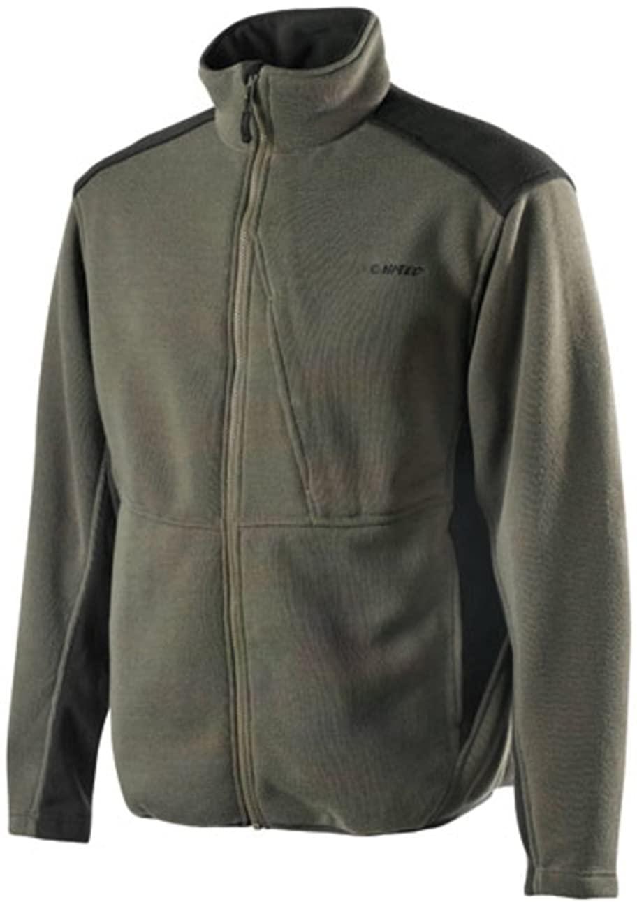 Hi-Tec Casey Cardigan Jacket, Ankaline / Charcoal, Small