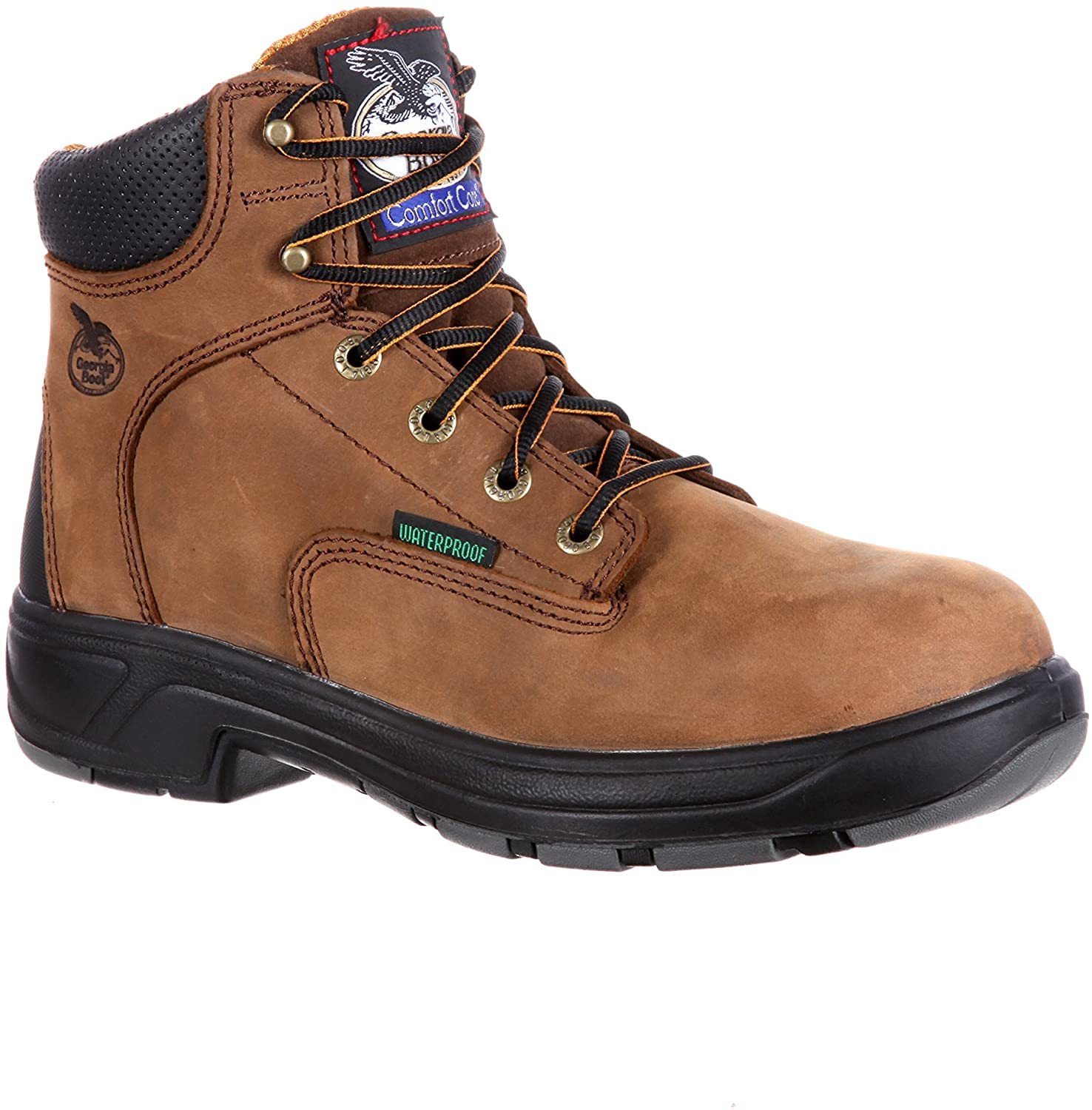Georgia 6 FLXpoint Waterproof Composite Toe ST Work Boot-G6644