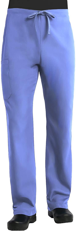 Red Panda Maevn Unisex Basic Pant(Ceil Blue, X-Small Petite)