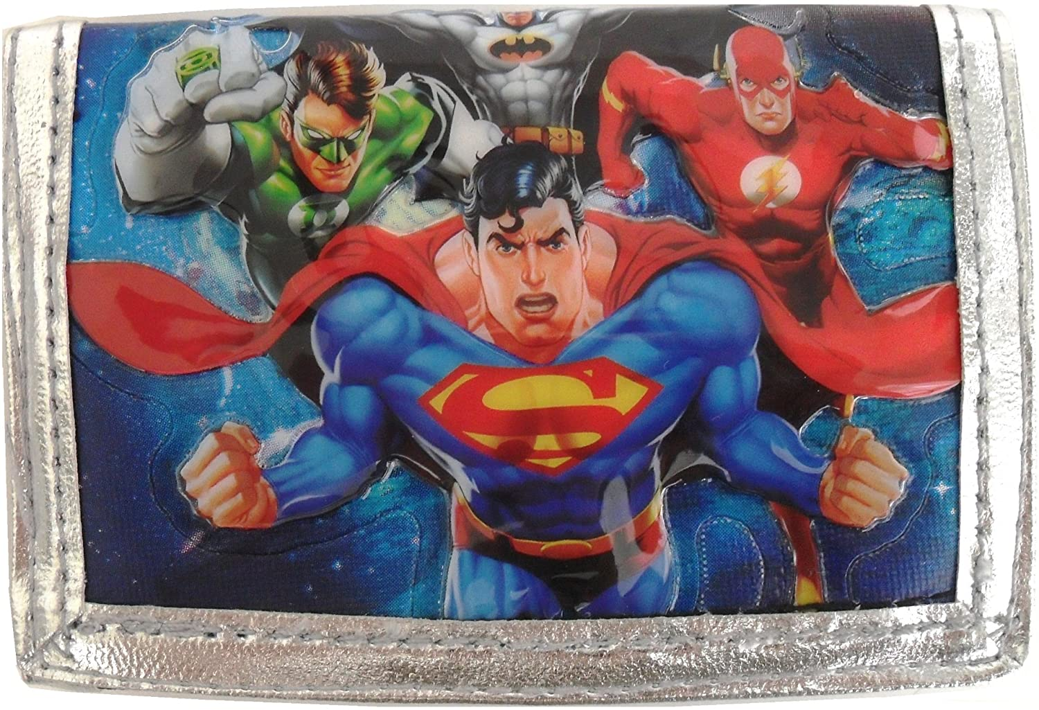 Justice League Trifold Wallet