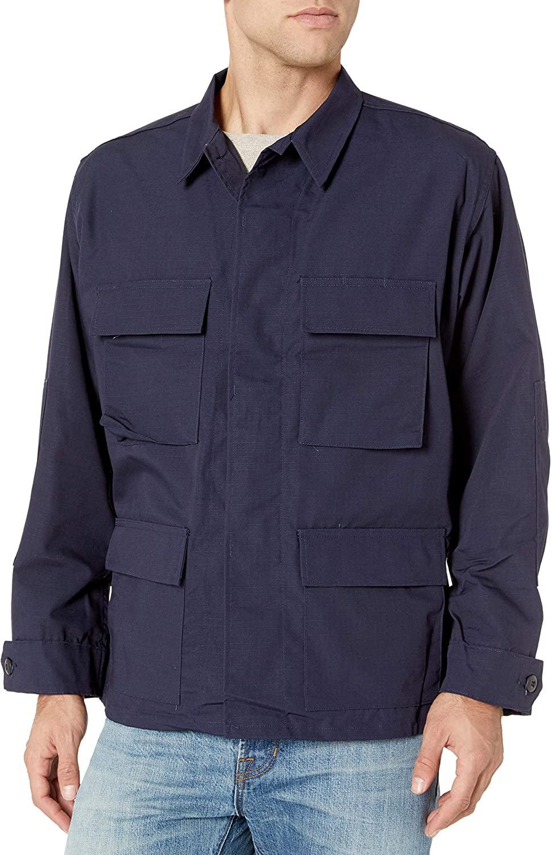 Propper Men's Bdu Coat - 65/35 Ripstop