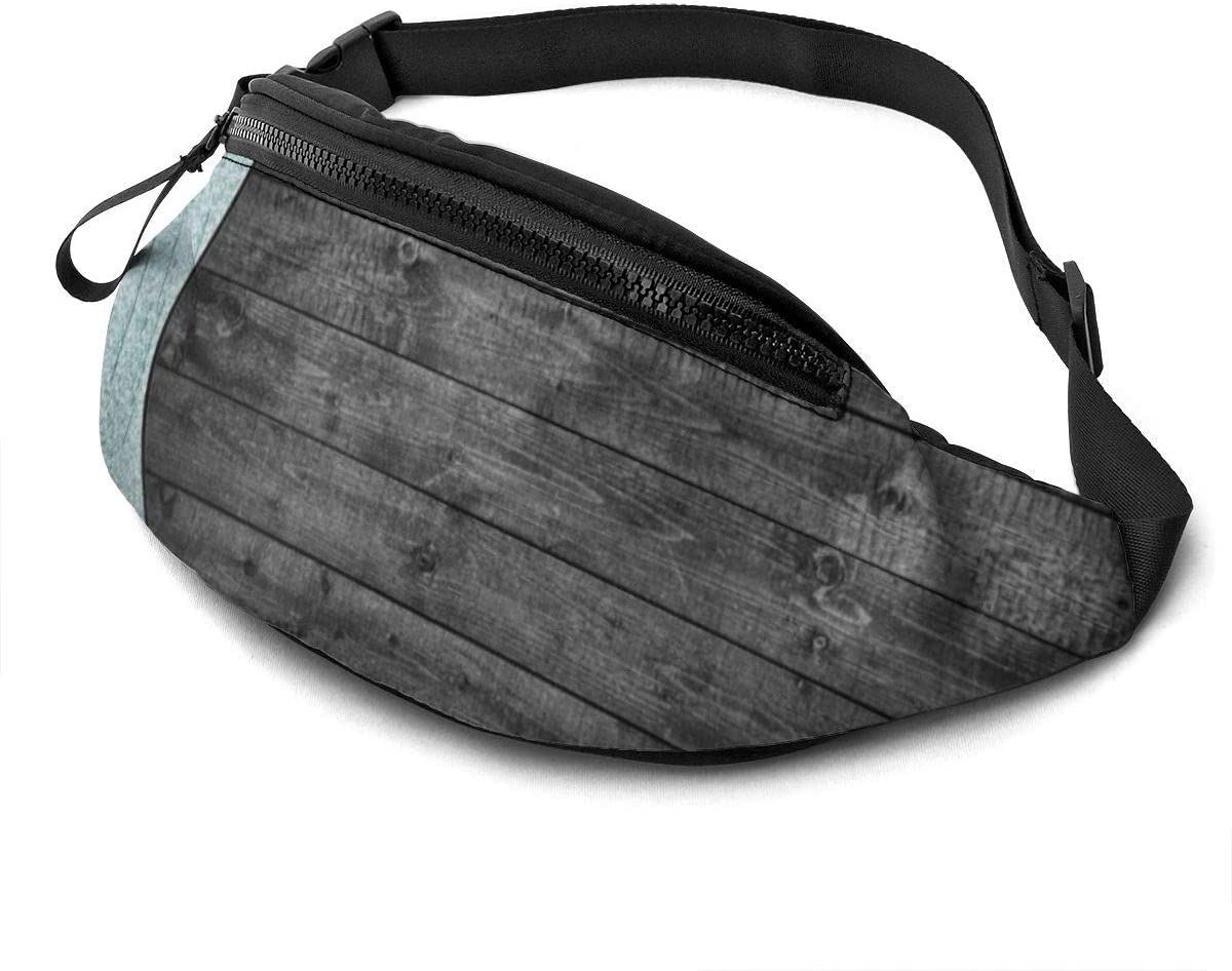Blue Sound And Kyrgyzstan Fashion Casual Waist Bag Fanny Pack Travel Bum Bags Running Pocket For Men Women