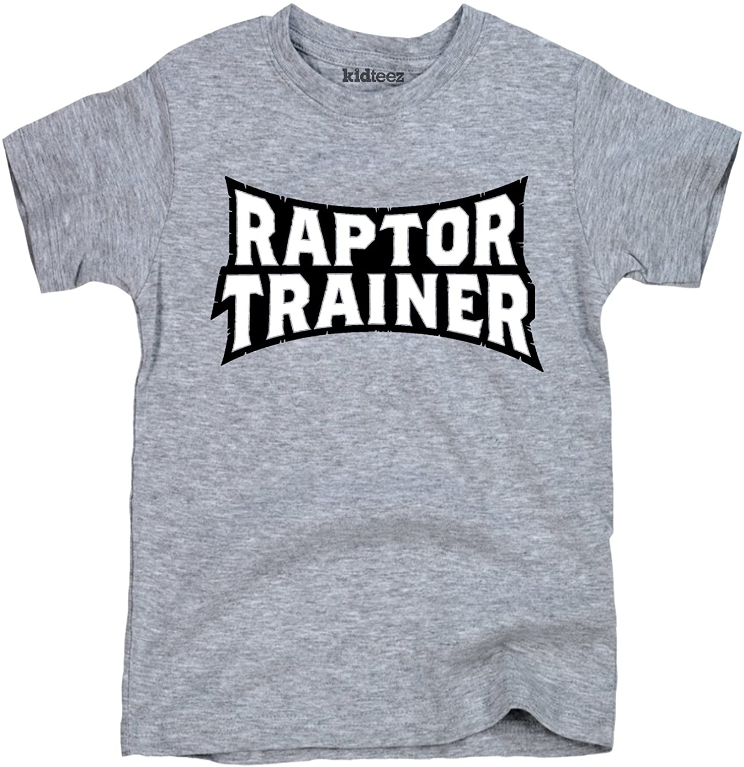 Instant Message Raptor Trainer - Youth Short Sleeve Graphic T-Shirt