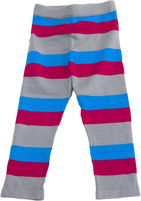 Appaman Little Girls' Striped Knit Leggings