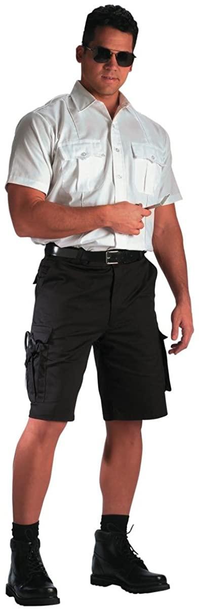 Black Emt Shorts