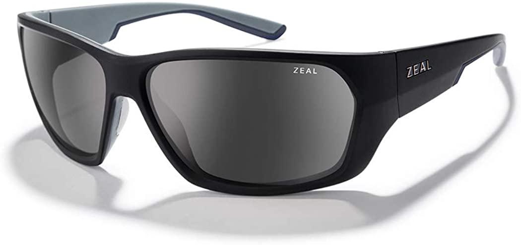 Zeal Optics Caddis | Plant-Based Polarized Sunglasses for Men & Women