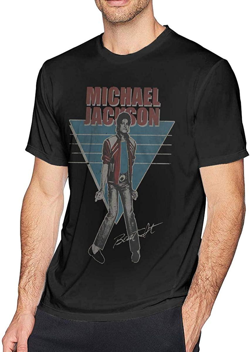 Michael Jackson Vintage Men's Boys Tee Shirt Cotton Short Sleeve
