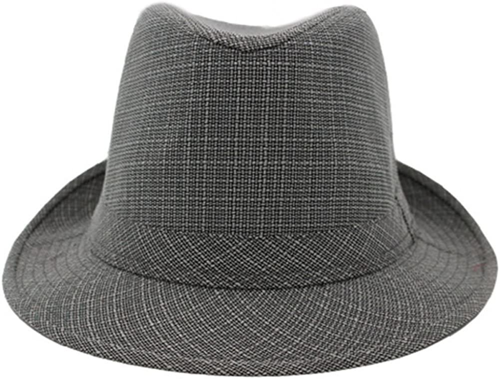JIANCHIJY Men Hats Thin, Breathable Hat Outdoor Hats Visor Cap Leisure Hats