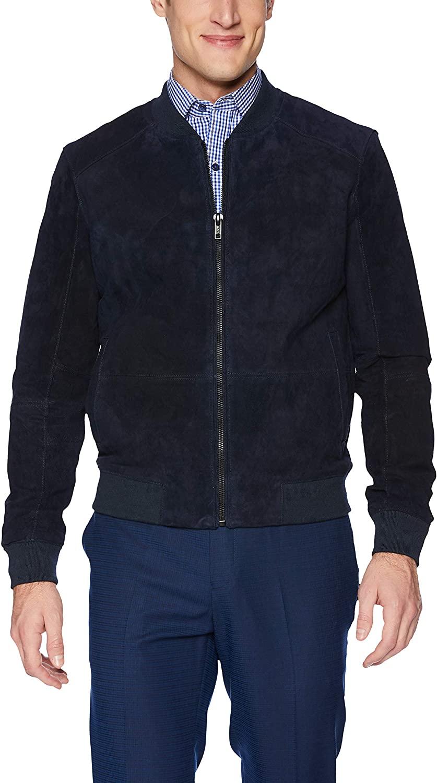 [BLANKNYC] Mens FEARS FOR TEARS Outerwear, -navy
