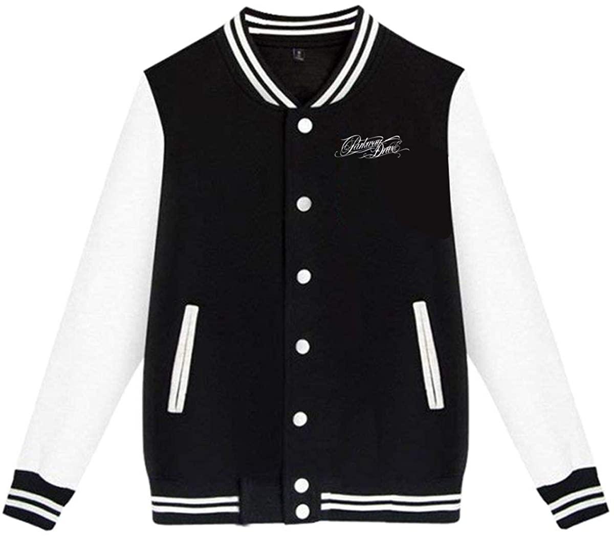 5husihai Parkway Drive Unisex Baseball Jacket Varsity Jacket