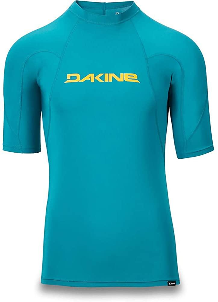 Dakine Heavy Duty SS Rash Guard - Carbon