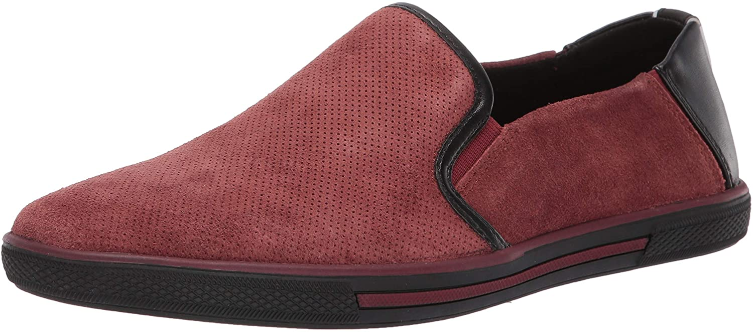 Kenneth Cole REACTION Men's Center Slip on Sneaker