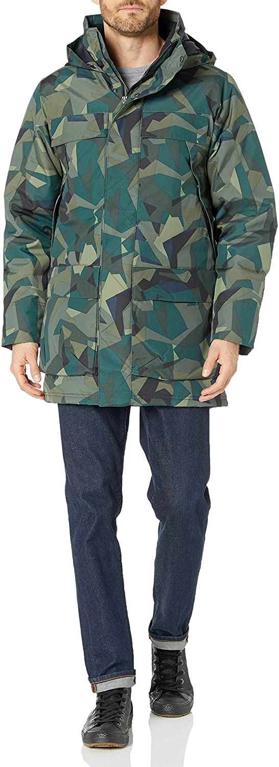 Spyder Men's Rail Parka