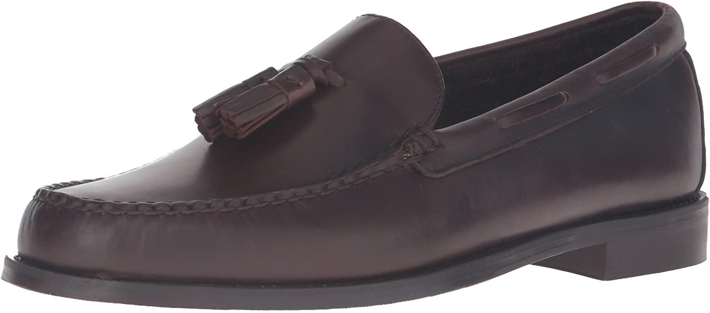 Sebago Mens Heritage Tassel Slip-On Loafer