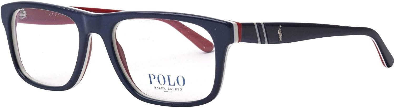 Eyeglasses Polo PH 2211 5667 Blue/White/Red