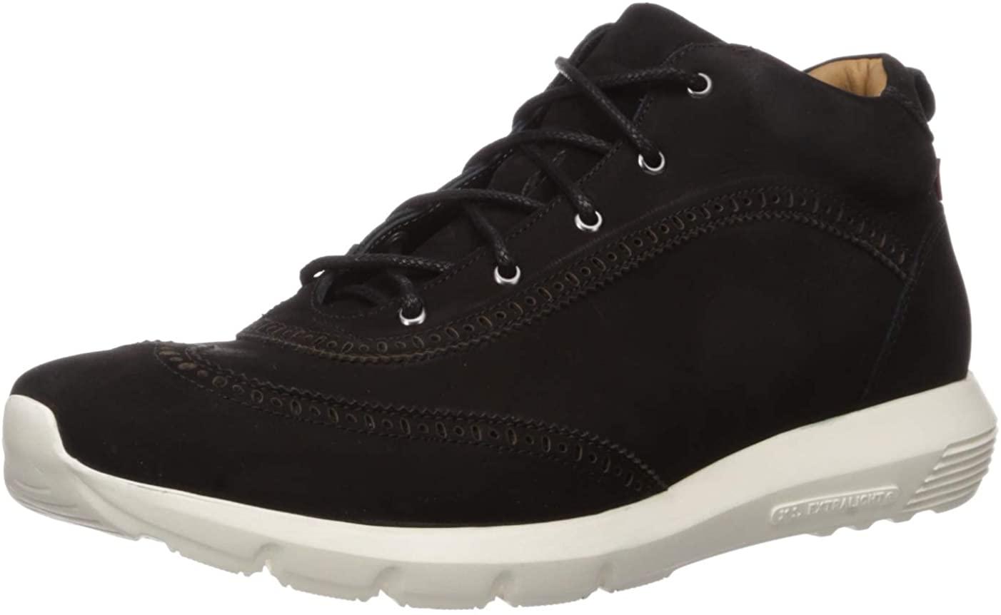 MARC JOSEPH NEW YORK Men's Leather Extra Lightweight Wingtip Ankle Boot