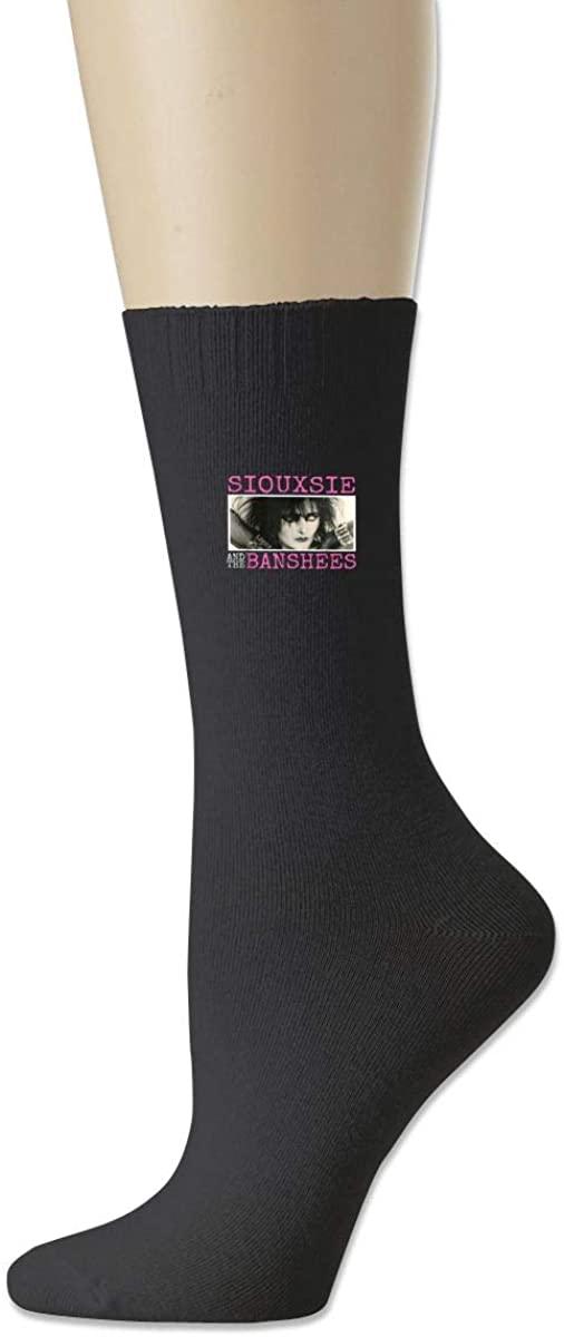 Siouxsie Sioux Unisex Cotton Socks