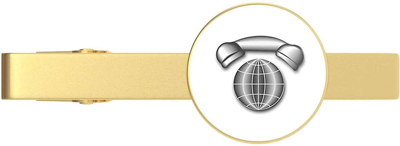 HOF Trading US Navy Interior Communication Electrician Military Veteran Served Gold Tie Clip Tie Bar Veteran Gift