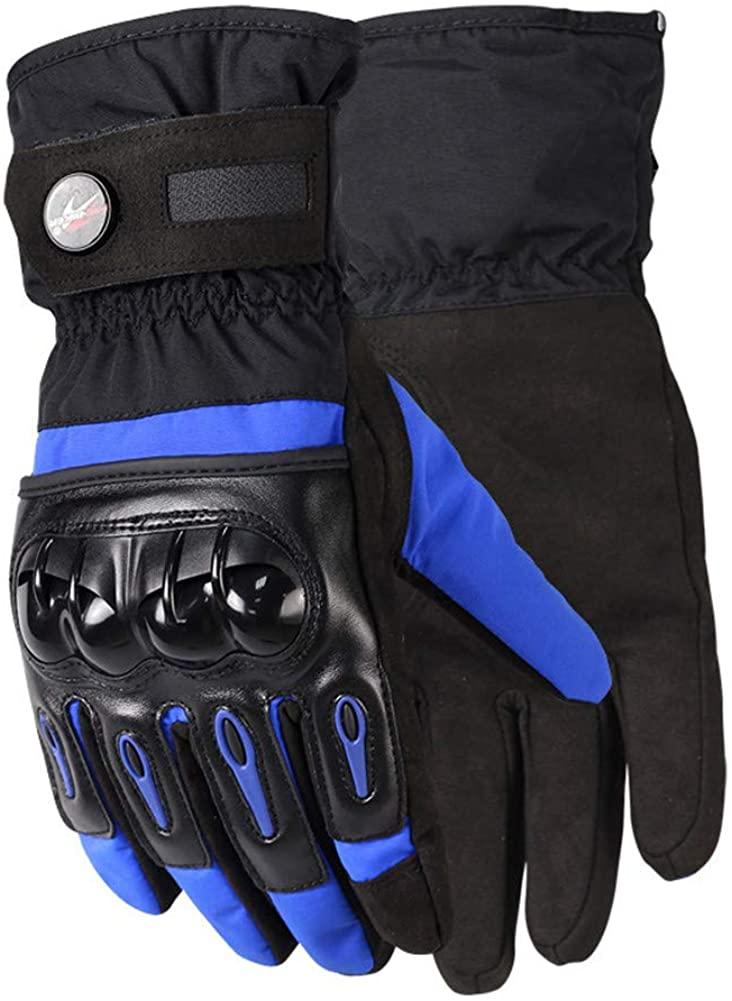 Rouoi Winter Skiing Windproof Waterproof Riding Motorcycle Outdoor Multi-Purpose Glove