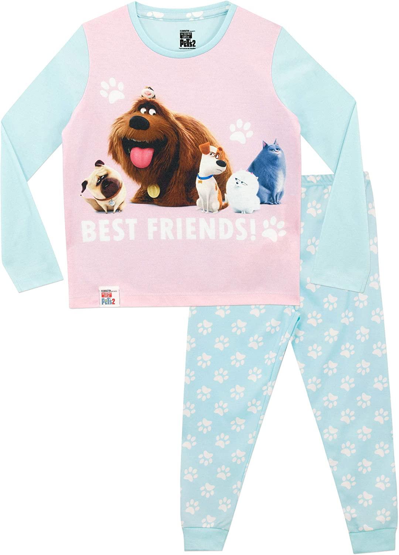 Secret Life of Pets Girls Pajamas