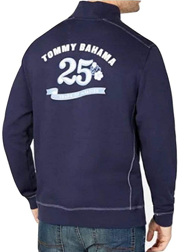 Tommy Bahama Twenty Five Years of Paradise Half Zip Pullover