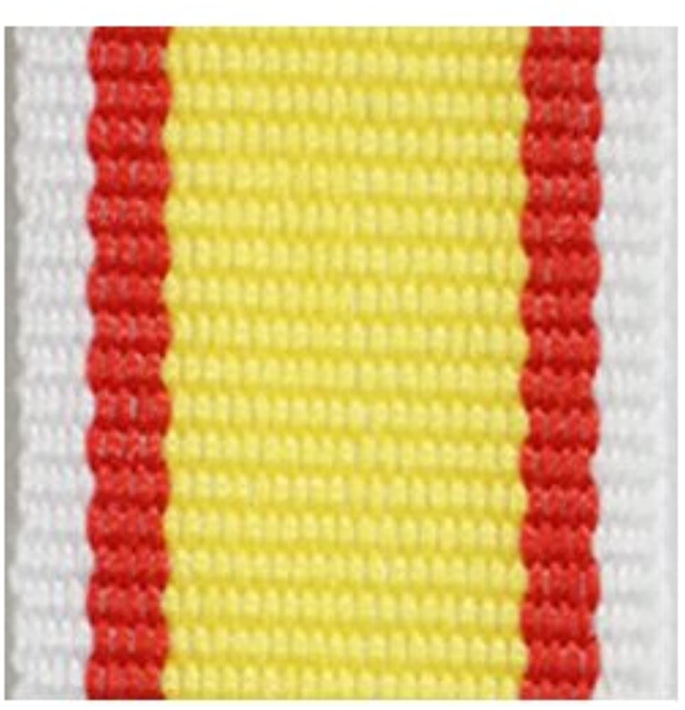 WWII German badge Lippe-Detmold War Cross 2nd Class at the band for fighters bar's ribbon