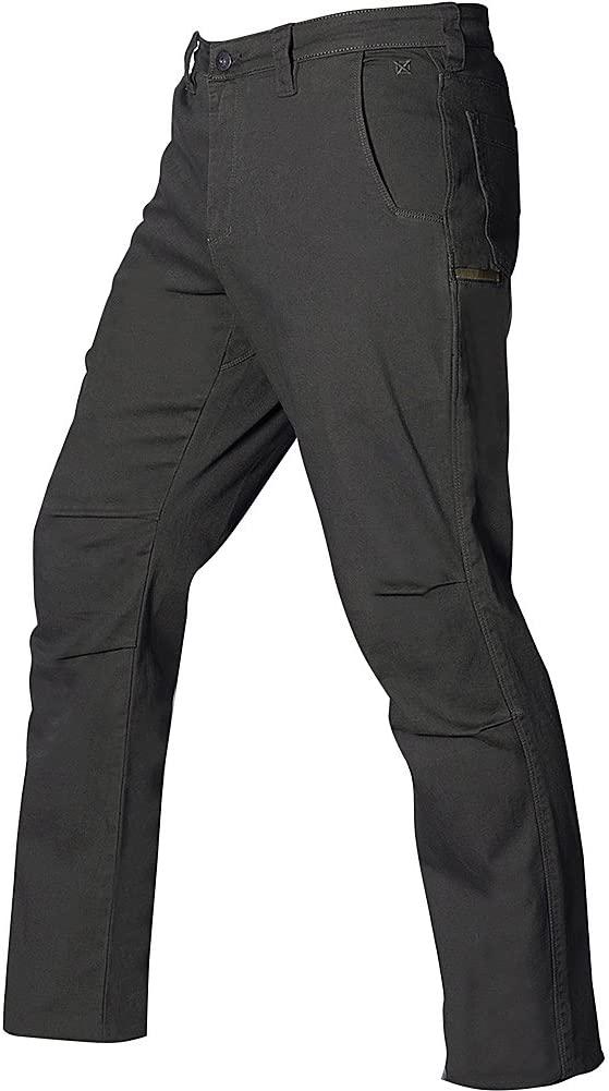 Vertx Men's 40 34 Delta Stretch Pants, Graphite