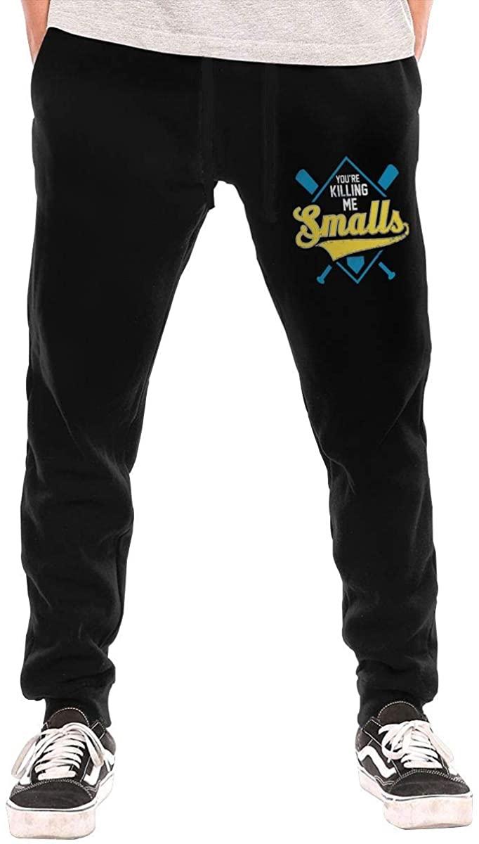 NOT You're Killing Me Smalls Breathable Fashion Sports Leisure Men's Long Pants