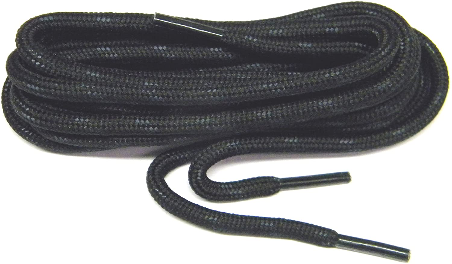 2 Pair Pack proTOUGH 6mm thick round boot shoelaces reinforced with kevlar