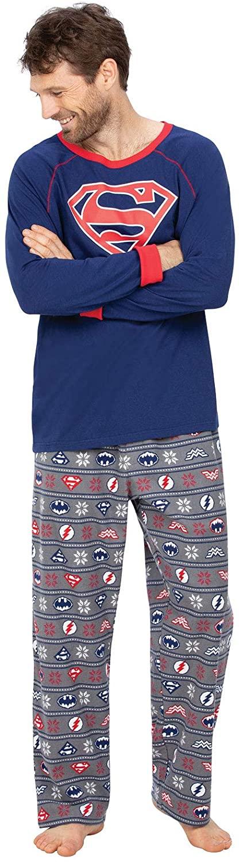 PajamaGram Men's Christmas Pajamas - Pajamas for Men