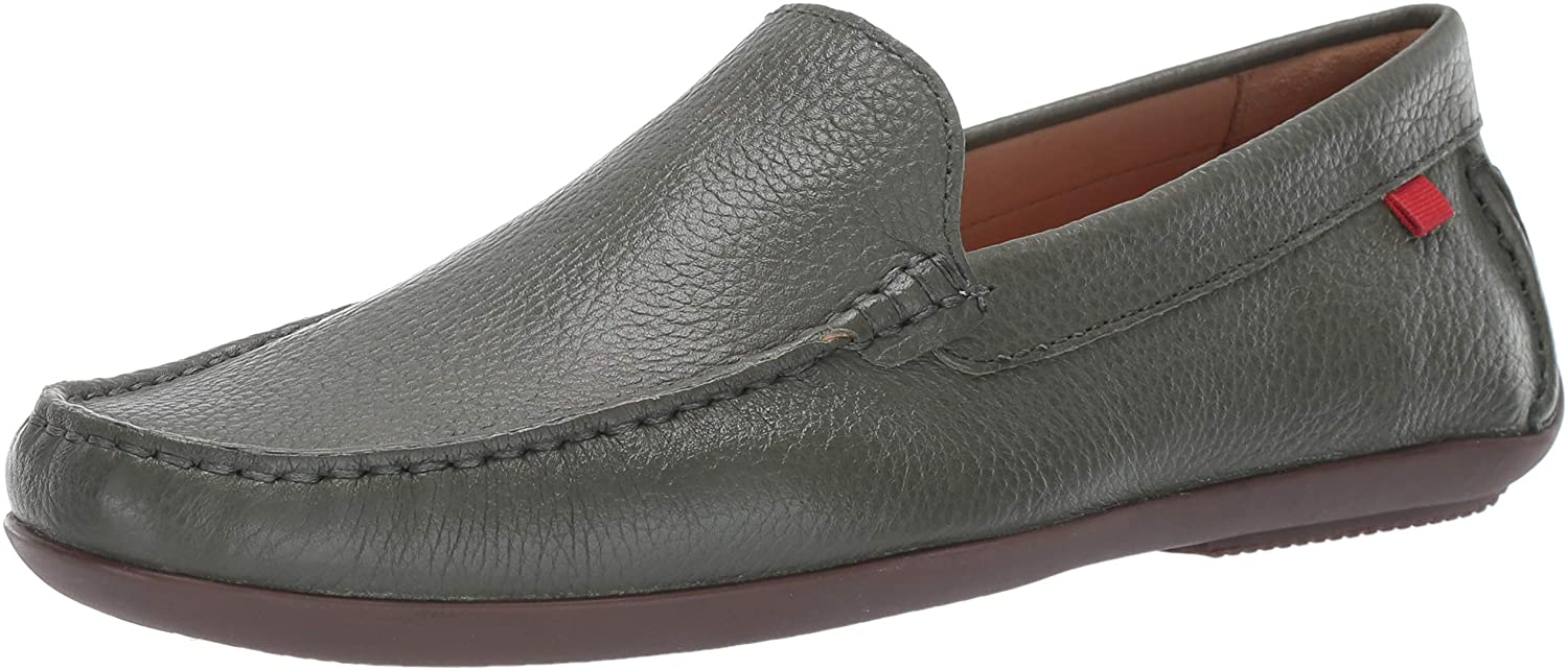 Marc Joseph New York Mens Genuine Leather Made in Brazil Broadway Loafer