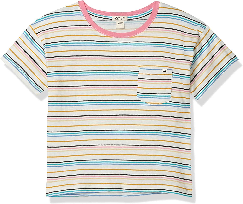 Billabong Girls' Big Beach Babe Knit Tee
