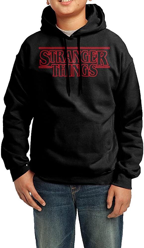 Youth-hoodie Teenage' Movie Stranger Things Logo Hoodies for Teenage