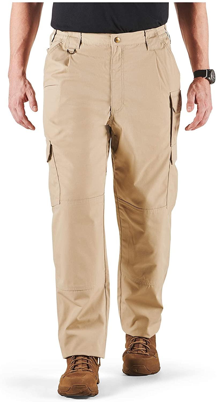 5.11 Men's Taclite Pro Tactical Pants, Style 74273, TDU Khaki, 30Wx36L