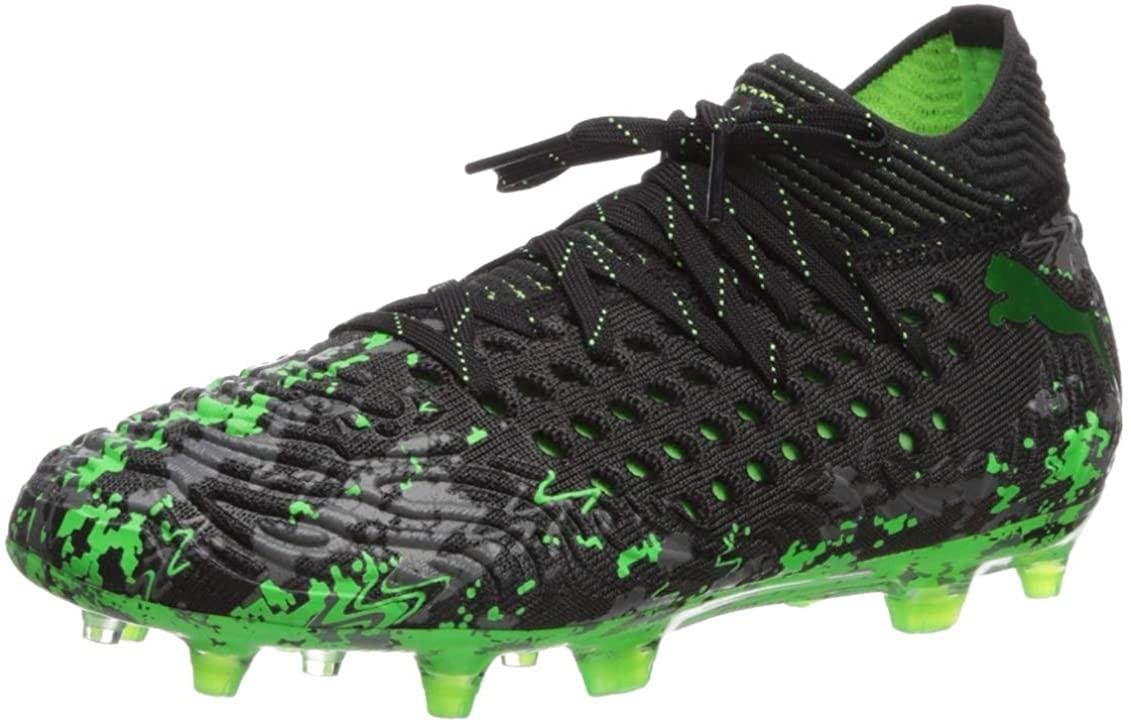 PUMA Kids' Future 19.1 ed. Firm/Artificial Ground Soccer Shoe