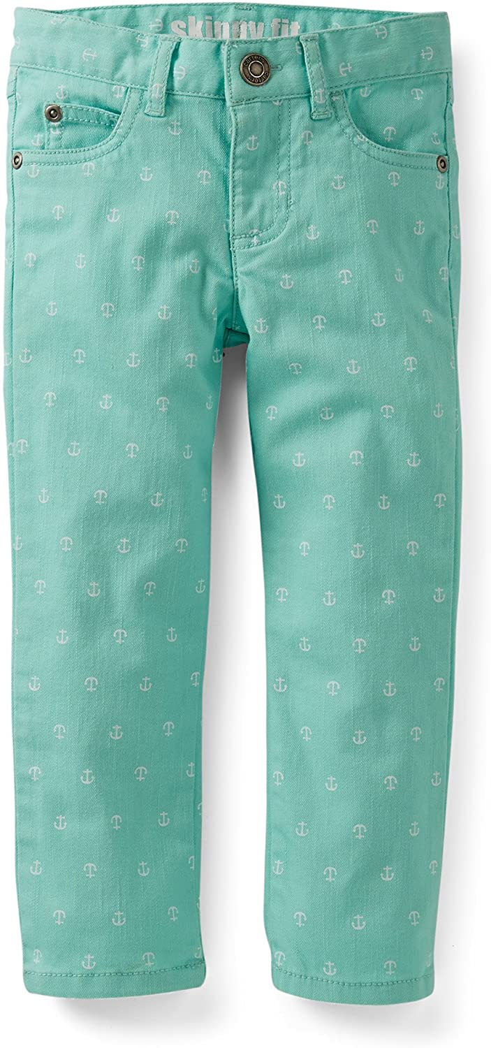 Carter's Anchor Print Skinny Fit Jeans