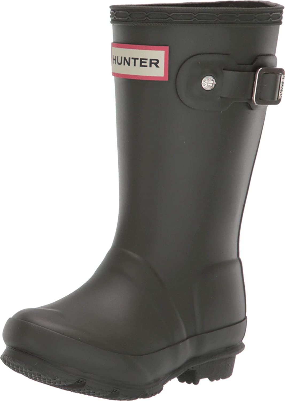 Hunter Kids Unisex Original Kids' Rain Boot (Toddler/Little Kid)