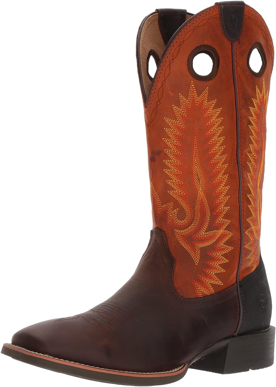 Ariat Men's Heritage High Plains Work Boot