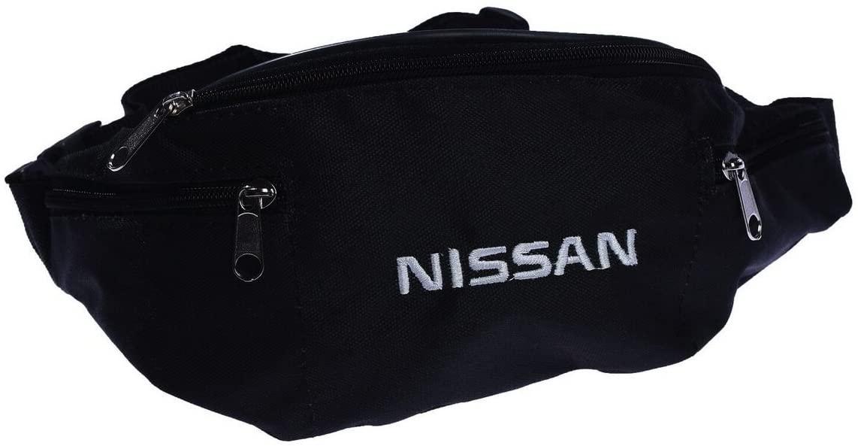 Nissan Waist Bag Fanny Pack / Hip Pack Bum Bag for Man Women Sports Travel Running Hiking / Money