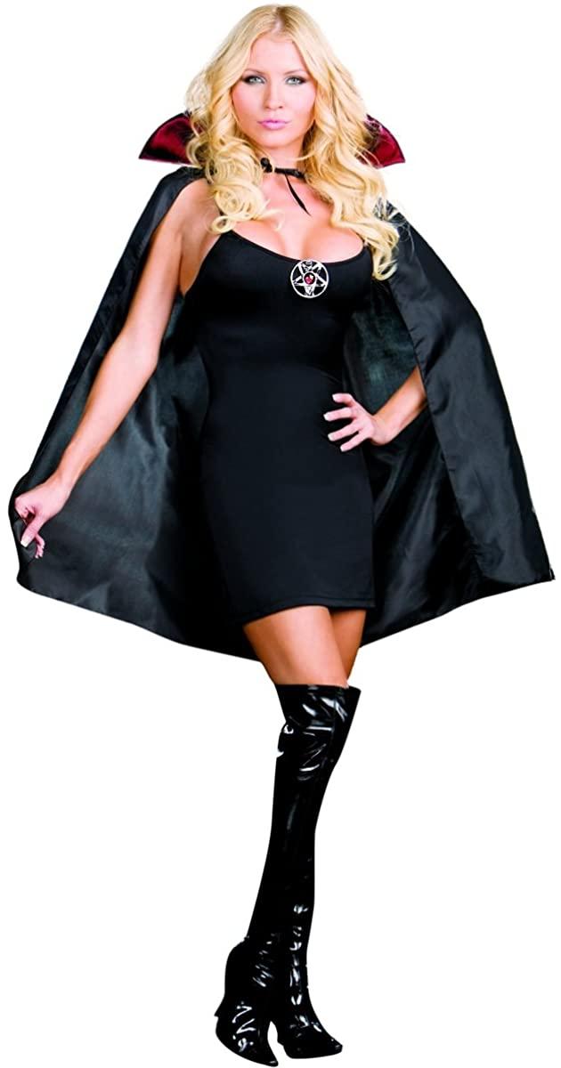 Vampire Kit Adult Costume Accessory Set - One Size