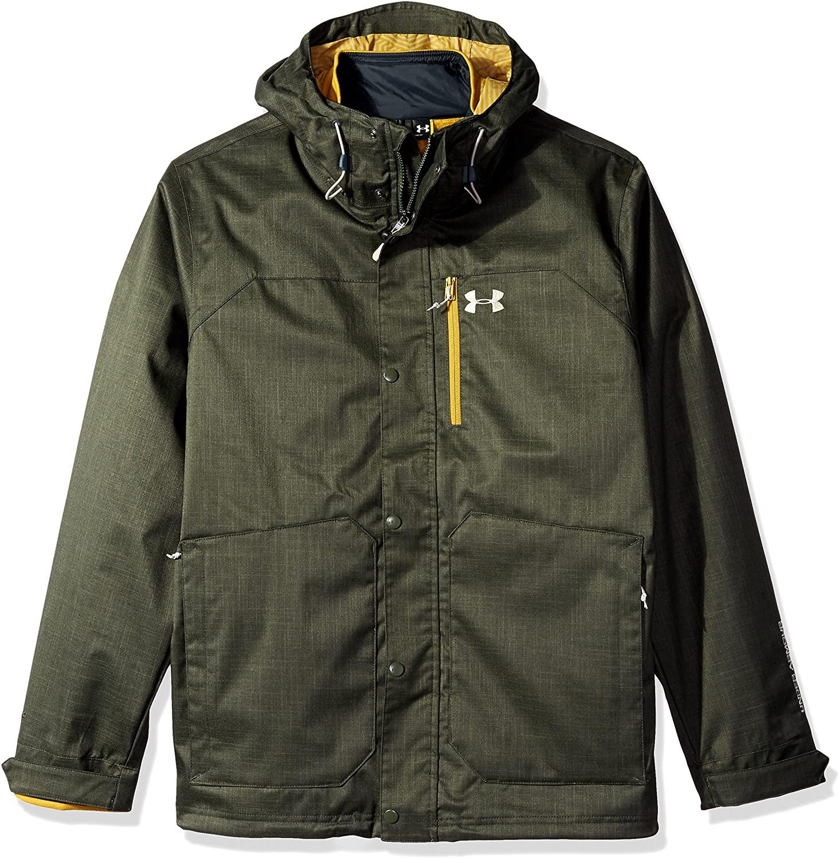 Under Armour Men's UA Storm ColdGear Infrared Porter 3-in-1 Jacket