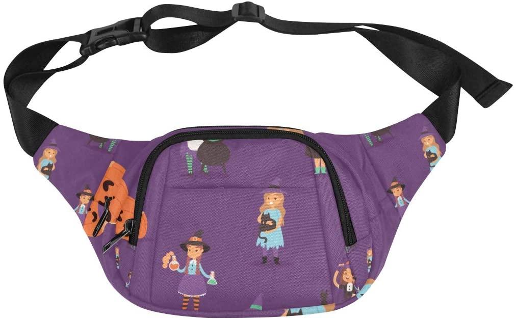 Travelers Bag Fashion Little Black Dress Queen Adjustable Belt Waterproof Nylon Fenny Pack Outdoor Waist Bag Easy Travel Bag Waist Pouch Bag For Men