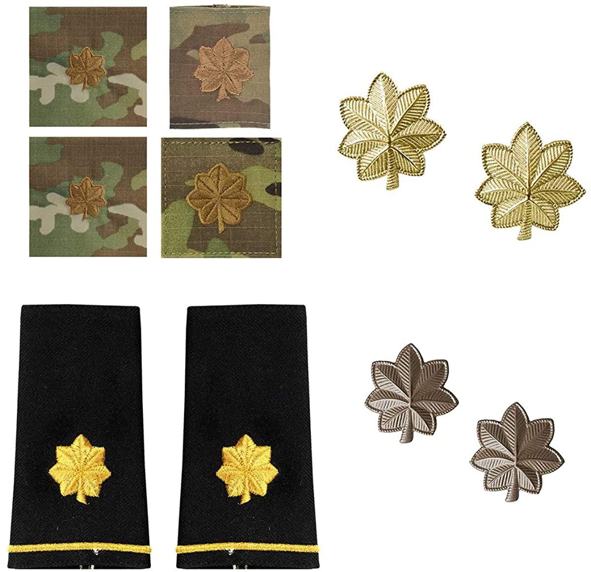 US Army Major (MAJ) Rank Bundle